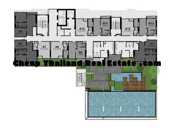 9. Floor Plan 7th Fl